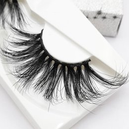 548920ab8a5 dramatic false lashes Coupons - HOT 27-30mm 3D Mink Eyelashes Eyelash False  Eyelashes Big