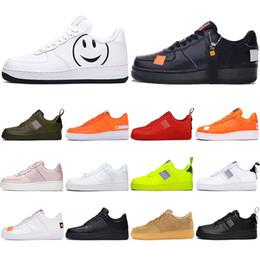 laranja mens socks Desconto Nike air force 1 af1 Com meias tênis para mulheres dos homens top qualidade dunk utilitário triplo branco preto volt orange pink mens formadores sports sneakers skate