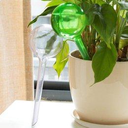 1 PC Grande Tamanho Plástico Casa / Planta de Plantas de Água Do Jardim de Pote Lâmpada Automático Auto Rega Dispositivo de Decoração Para Casa 4 Tipos de Fornecedores de decorações de água de bulbo