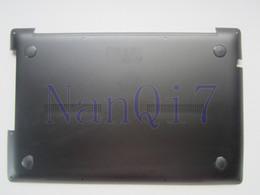 asus laptop fällen Rabatt Neue Original Base Bottom Case Bottom Cover Assembly Schwarz Für ASUS 550L N550JV D 13NB00K1AM0321
