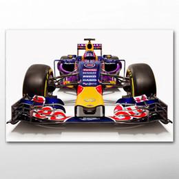 2019 impressões de fórmula Car Racing RB11 Fórmula 1 Posters Esporte e Pinturas Canvas Prints Art for Living Room Decor impressões de fórmula barato