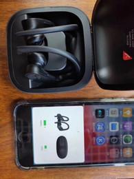 2019 meilleur casque bluetooth pour blackberry New Power B Pro sans fil écouteurs Bluetooth Mini casque avec chargeur Boîte Display Power TWS sans fil Casques d'écoute Drop shipping