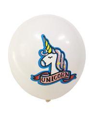 lila ballons Rabatt Einhorn-Ballone 100Pack / lot 12 Zoll-hellpurpurne rosafarbene Latex-Ballone für Partei-Versorgungsmaterial-Staffelungs-Hochzeits-Babyparty-Einhorn-Geburtstag