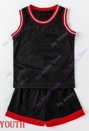 Camisetas de baloncesto juvenil barato online-Camo Fashion Basketball personalizado Jersey 2019 Young Youth Kid Neat Jerseys simples Id 00111 Nombre Barato