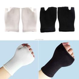 manchon élastique pour le poignet Promotion 2 x poignets à la main en forme de paume élastique pour poignets pour arthrite