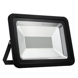 Foco de lúmen mais alto on-line-O projetor alto exterior o mais brilhante de 110W do lúmen das luzes de inundação 150W do diodo emissor de luz projeta o projetor exterior impermeável branco quente do IP65 110W