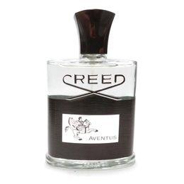 Buenos hombres perfumes online-2019 Nuevo Creed aventus perfume para hombres 120 ml con tiempo de larga duración buena calidad alta fragancia capactity Envío Gratis