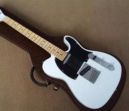 nouvelles guitares tl Promotion Livraison gratuite wholsale NEW guitarra TL guitarra / blanc couleur oem guitare électrique / guitare en Chine