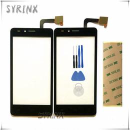 2019 fita digitalizadora Syrinx + Tape Tools Touchscreen Para MTC Smart Sprint 4G SmartPhone Touch Screen Painel Digitador Substituição Do Sensor De Vidro Dianteiro fita digitalizadora barato