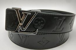 headwear messicano Sconti 2019 Cinture di design Cinture Cinture di lusso per uomo Cintura con fibbia grande Cintura in pelle da uomo di alta qualità Cintura da uomo di marca Cintura da donna
