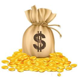 2019 bolsas de cosméticos simples atacado atacado Pagar dinheiro pelo custo Extra Box ou remessa de DHL, apenas 1 peça = $ 1
