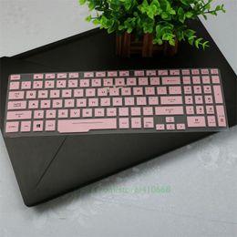 teclados asus Desconto 15.6 polegada laptop protetor de tampa do teclado da pele para asus rog zephyrus m GU501GM GU501 GU501G GM501GS GM501 GM501G GM501GM