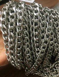 in bulk welded Chain Jewelry Findings Stainless Steel 3.5mm flower Chain Marking