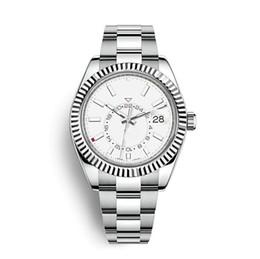 швейцарские часы Скидка Швейцарские часы автоматические механические мужские часы спортивные военные розовое золото нержавеющая сталь мужские часы 326933 326934 326935 Orologio da uo