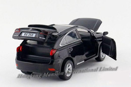 1:32 Scale Alloy Diecast Metal Car Model For LEXUS RX350 Collection Model Pull Back Toys Car With Sound&Light - Black Red White