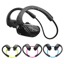 H3 bluetooth online-ZEALOT H6 H3 Deportes Auriculares Bluetooth Estéreo Bajo Auricular inalámbrico con micrófono para teléfono inteligente Auriculares Running Headset