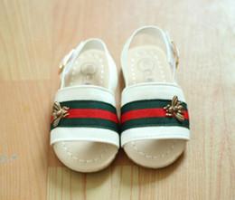 Deutschland Kinder Sandalen Schuhe Kinder Freizeitschuhe weich atmungsaktiv bequem Baby Mädchen Strand Sandale Schuhe Versorgung