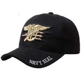 Moda Serin Erkek ABD Donanma Seal Cap Hava Yumuşak Taktik Kemik Gorras Beyzbol Kapaklar Ordu Şapka Solider Casquette Bonnrt nereden lacivert ordu kapağı tedarikçiler