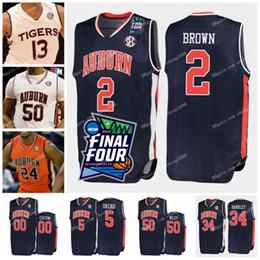 392f4e7f7 jerseys de baloncesto 4xl Rebajas NCAA Auburn 2019 Final Four Baloncesto    50 Austin Wiley 34