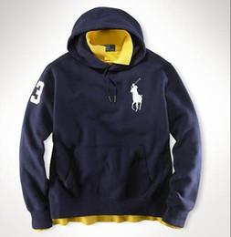 ralph hoodie Rabatt Herren Oberbekleidung Freizeit Jacken Ralph Lauren Sportbekleidung Hoodie Stickerei Hoodie Damen Mäntel hochwertiges Felpe con cappuccio Hemd