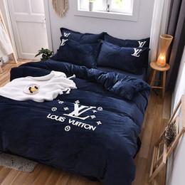 moderne einzelbetten Rabatt Thumbedding Moderne Mode Bettwäsche Set Queen Size Für Doppelbett 3D Bettbezug Set Twin Full King Einzelbett Set mit Kissenbezug 4 stücke