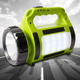 3 in 1 USB Lamp potente Camping la lampada del proiettore impermeabile LED portatile ricaricabile luce della torcia LED angolo regolabile risparmio da lampada da tavolo animale fornitori