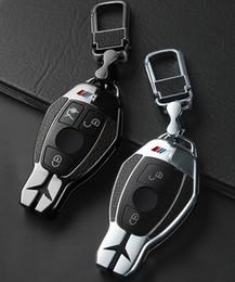 2019 chave remota yaris Car Key Fob caso capa Protector apropriado para E C Class W204 W212 W176 GLC CLA GLA Acessórios carro