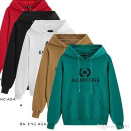 2019 neueste stil herren kapuzenpullis cs2019 Italienische neue Designer Hoodie Sweatshirt Herren und Damen Pullover Hoodie Langarm Pullover Taschen Pullover Luxusmode