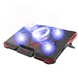refroidissement par ventilateur macbook Promotion Support Refroidisseur D'Ordinateur Portable Avec Refroidisseur Coole Pour Macbook Pro