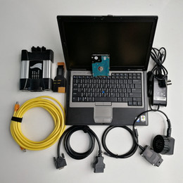 2019 средство коррекции пробега для автомобилей Для ноутбука BMW ICOM NEXT D630 4g с icom Soft -ware V09.2019 ISTA-D 4.14 ISTA-P 3.65.2 Ремонт автомобилей Automtivo Диагностический инструмент