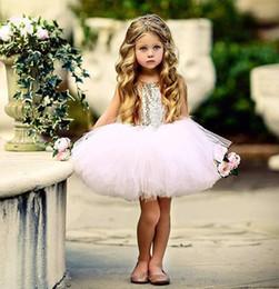 d5d0fa07f6 ... sin mangas con lentejuelas vestidos de noche vestido de fiesta para el verano  Girls Boutiques VVA450 vestido de la boda del verano de la niña promoción