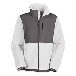 Precio bajo NORTH New Winter Fleece Womens Ski Chaqueta con capucha Deportes al aire libre Warm Fleece Sudadera SoftShell Prendas de abrigo FACE S-XXL desde fabricantes