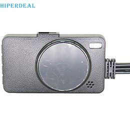 сплит-камера Скидка HIPERDEAL New 3 Inch Motorcycle Dvr Camera Driving Recorder HD 720P Split Waterproof Double Lens #4D