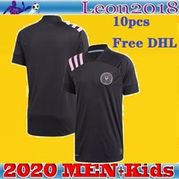 camisetas de fútbol de miami Rebajas calidad tailandesa 2020 INTER MIAMI Socer Jersey 20 21 Beckham Julián Carranza INTER MIAMI CF de fútbol de los jerseys CAMISAS