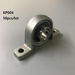 KP000-KP007 ALUMINIUM PILLOW BLOCK HOUSED BEARING 10MM-35MM