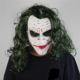 botas de naruto Rebajas Joker Máscara de Halloween Diseñador Festival de Estilo Moda Hombre Ropa Películas Satars carnaval del carnaval Casula vestuario accesorios de vestir
