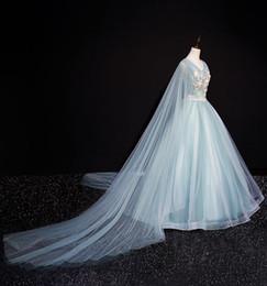 coronation spalla velo ricamo principessa perline abito lungo abito medievale Abito rinascimentale Sissi principessa Victorian / Marie Belle Ball da bordare l'abito di sfera di ricamo fornitori