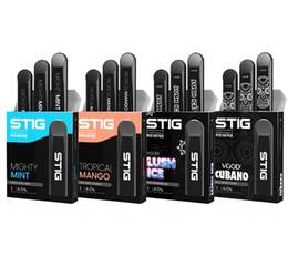 Canada Trousse de stylo jetable Pod Vape la plus chaude VGOD STIG 3Pcs / Pack 270mAh Kit de stylo vape batterie entièrement chargée E-Cig jetable jetable EN STOCK Offre