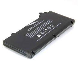 Capa de silicone para laptop apple on-line-Bateria do portátil Acessórios 10.95V 5800mAh recarregável Li-ion para a Apple A1322 preto (Silicone Case) Bateria do portátil Lithium