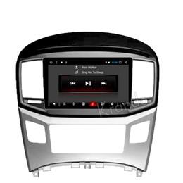 """Telefones hyundai android on-line-Krando Android 8.1 9 """"jogador multimídia carro grande tela para hyundai H1 Grand Starex 2016 navegação GPS rádio estéreo BT wi-fi carro dvd"""
