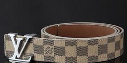 Vintage digital on-line-Correia de couro genuíno dos homens de alta qualidade cintos de grife homens luxo cinta masculina cintos para homens moda fivela de pino do vintage para jeans sem caixa