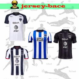 Casa monterrey online-Nuevo 19 20 LIGA MX Club Monterrey V.JANSSEN camiseta de fútbol hogar lejos tercera edición especial de R.PIZARRO L.VANGIONI camisa de los hombres de fútbol