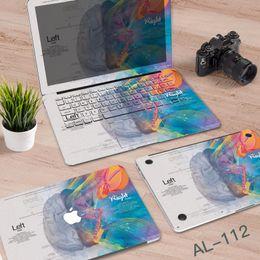 2019 новый стиль для MACBOOK air13 пленка для ноутбука MAC крышка наклейка Pro15 12 11 защиты Dazzle наклейки Eonpin от Поставщики apple latest
