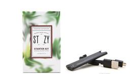vaporisateur cigarette électronique kit de démarrage stylo vape batterie mod pod ensemble stylo mince vaporisateur e cig gousses de pétrole vert fumer e cigarette ? partir de fabricateur