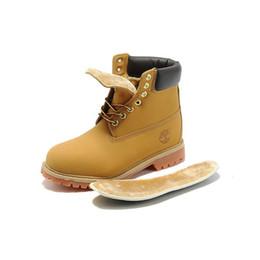 Canada bottes en coton chaussures Designer Sports épais chaussures de sport pour hommes femmes laine Sneakers marron bottines jaune noir rouge Offre