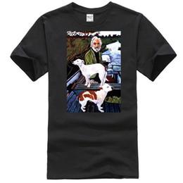 Goodfellas Malerei T-shirt Sommer Tops Tees T-shirt Druck T-shirt Sommer Stil Herrenmode Schwarz Baumwolle Frischer Design Sommer Gutes von Fabrikanten
