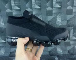 Zapatos de moda para niños baratos online-nike air max airmax vapormax 2019 Barato Rainbow BE TRUE Shock Kids Zapatillas de deporte Moda niños Casual Slip-On Calzado deportivo envío gratis