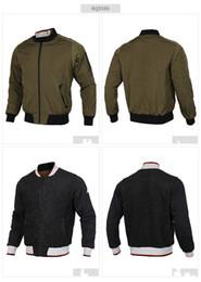 Мужская двухсторонняя дизайнерская куртка с капюшоном с длинными рукавами осенняя спортивная ветровка на молнии Мужская верхняя одежда Пальто двухсторонняя куртка в стиле cheap double zipper jacket design от Поставщики дизайн двойной куртки с молнией