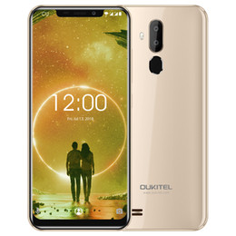 2019 billige bildschirme Günstige Fingerprint OUKITEL C12 3G WCDMA Quad Core MTK6580 1,3 GHz 2 GB 16 GB Android 8.1 6.18