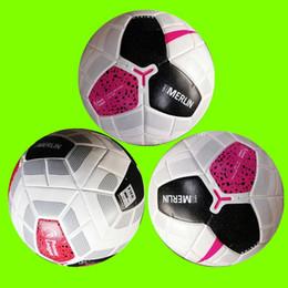 хорошие шарики Скидка Club League 2019 2020 Size 5 Balls футбольный мяч полноценный хороший матч лига премьер 19 20 футбольных мячей